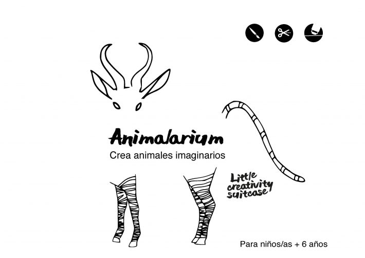 Animalarium - dibuja animales fantásticos
