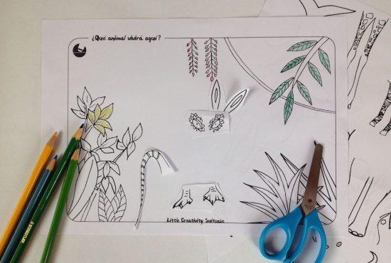 Animalarium - dibuja animales fantasticos