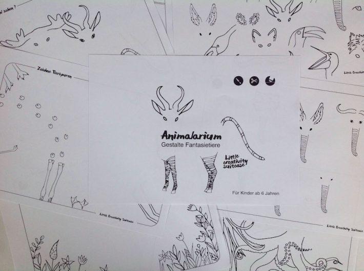 Animalarium - Gestalte Fantasietiere