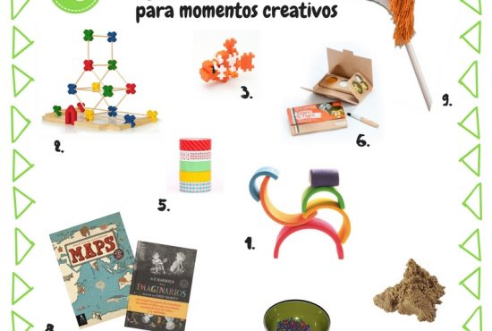 Juguetes creativos