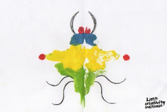 Insectos imaginarios - para fomentar la imaginación