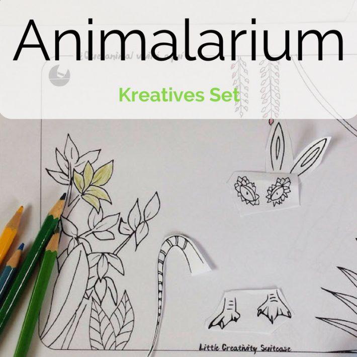 Kreatives Set zum Zeichnen