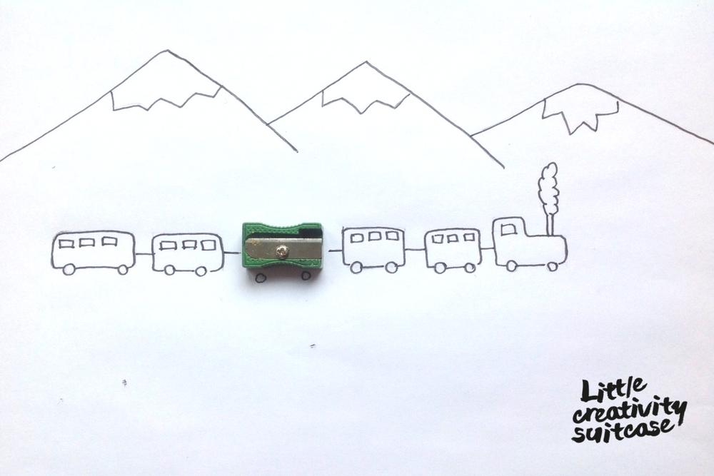 Kreative Ideen Und Spiele Zum Zeichnen Mit Kindern Little