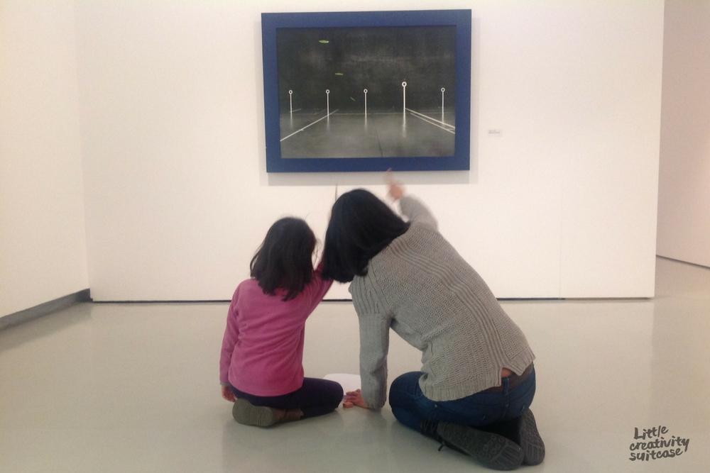 Ideas para ir a museos con niños
