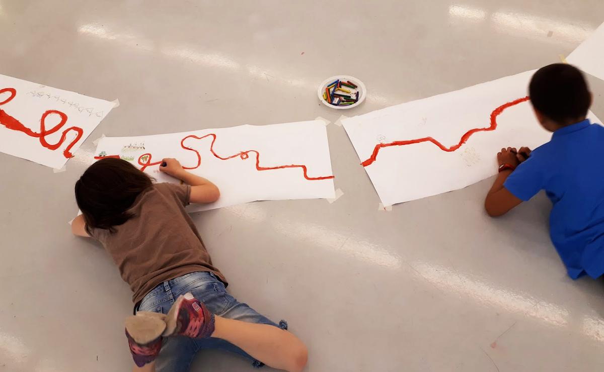 Ideas creativas para viajar con niños