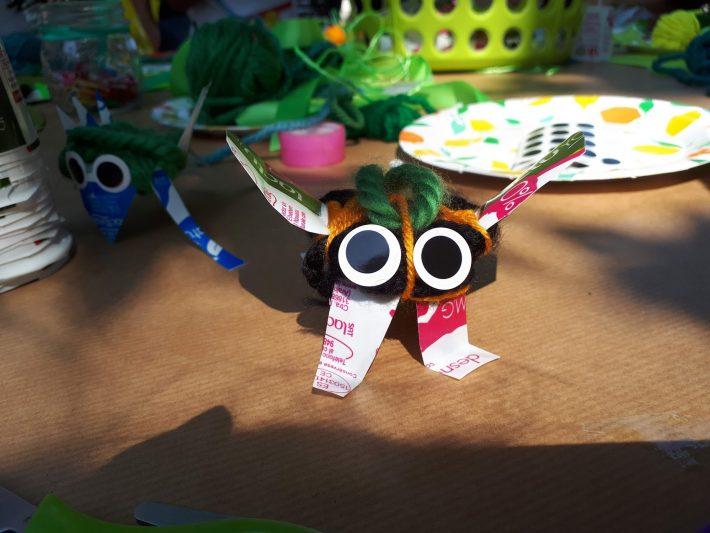 Desafío creativo - Yogumonstruos